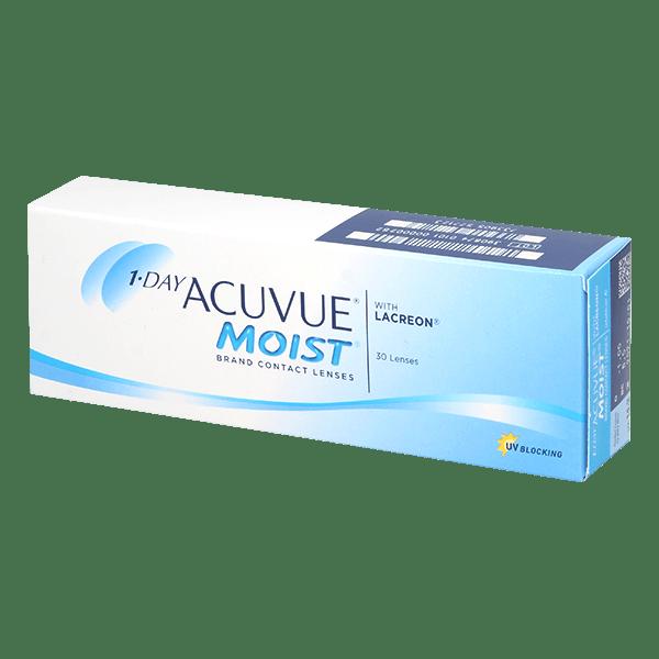 1-Day Acuvue Moist (30 линз)
