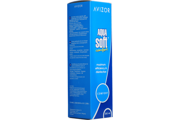 Раствор Aqua Soft Comfort 250 мл.