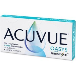 Acuvue Oasys with Transitions (6 линз)
